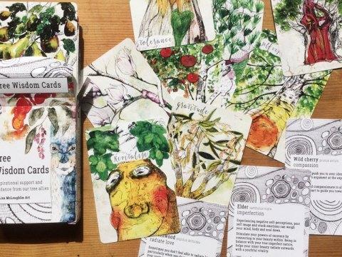 Tree Wisdom Cards 1742347_k88w