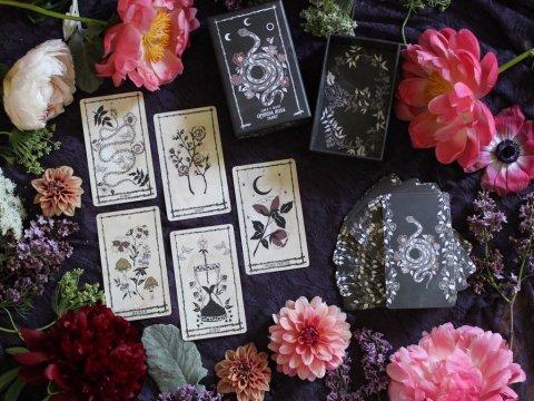 Ophida Rosa Tarot 3