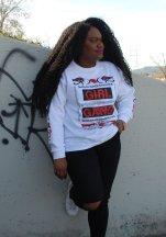 Modern Women Girl Gang Sweater
