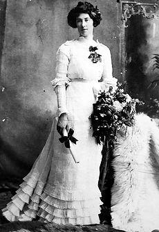 Grandma Jenkins Portrait