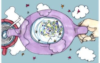 Tea Time | by Wren McMurdo