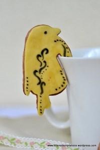 Süßer Blickfang für die Kaffeetafel: Tassenkekse sind einfach zu machen und sehen so süß aus