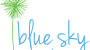 Blue Sky Salon Logo