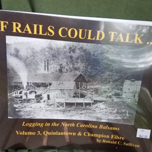 Smoky Mountains Logging Book
