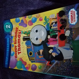 Happy Birthday Thomas Level 2 Reading