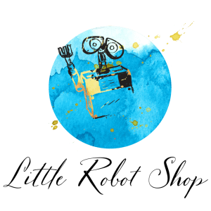 About the little robot shop