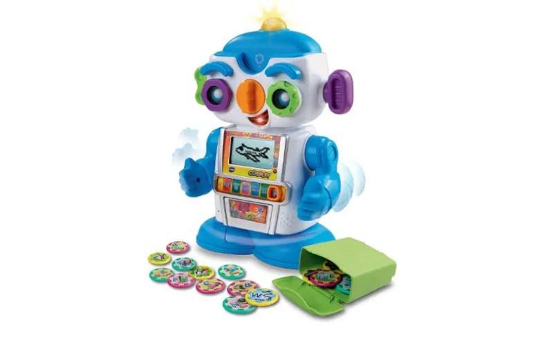 Robot toys for under 4