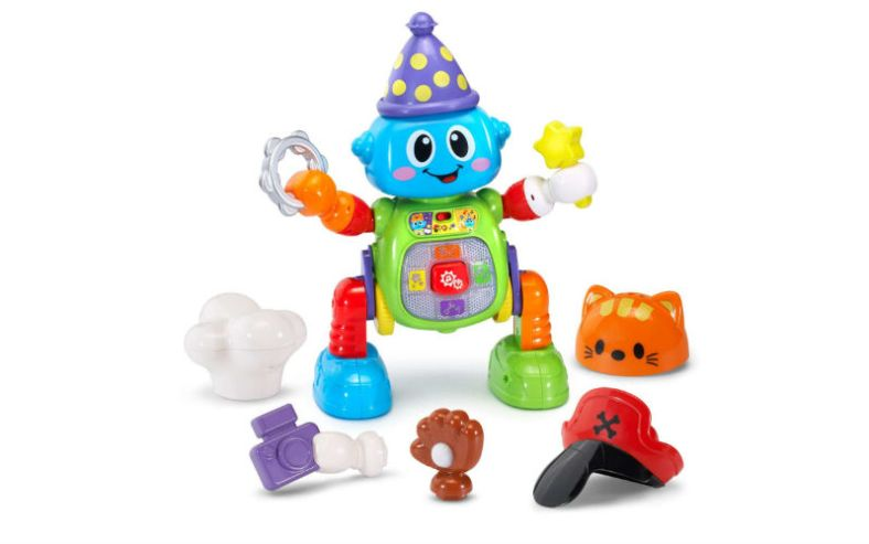 Robot toys for 3 year olds