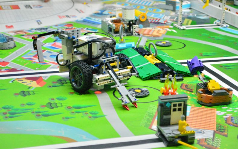 Robotics can be used as part of STEM Education