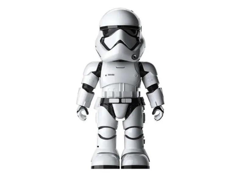 Storm trooper robot