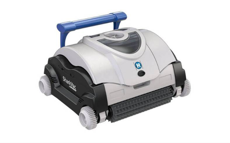 SharkVac robot pool cleaner good alternative to a Dolphin