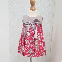 Rochită inflorata rosie Juliana