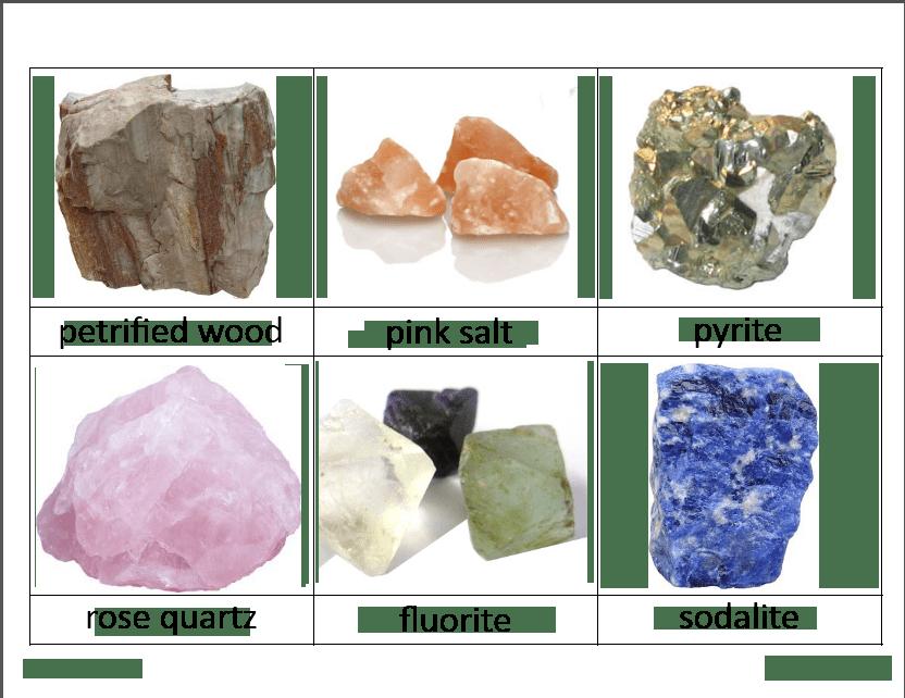 rocks deann4 - Montessori