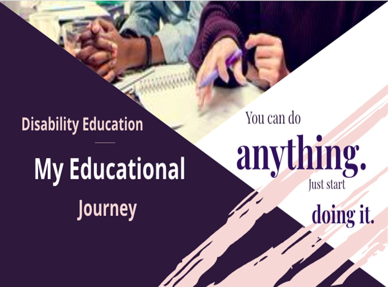 Disability Education post