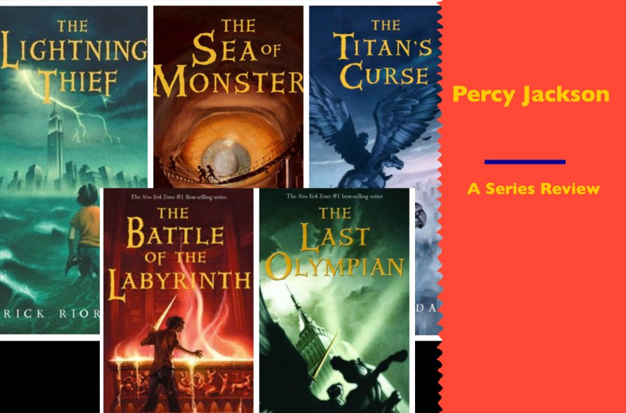 Series Review: Percy Jackson