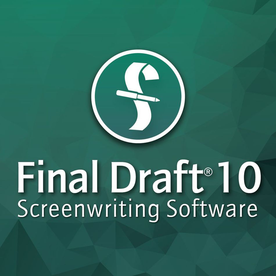 Final Draft Screenwriting Software logo