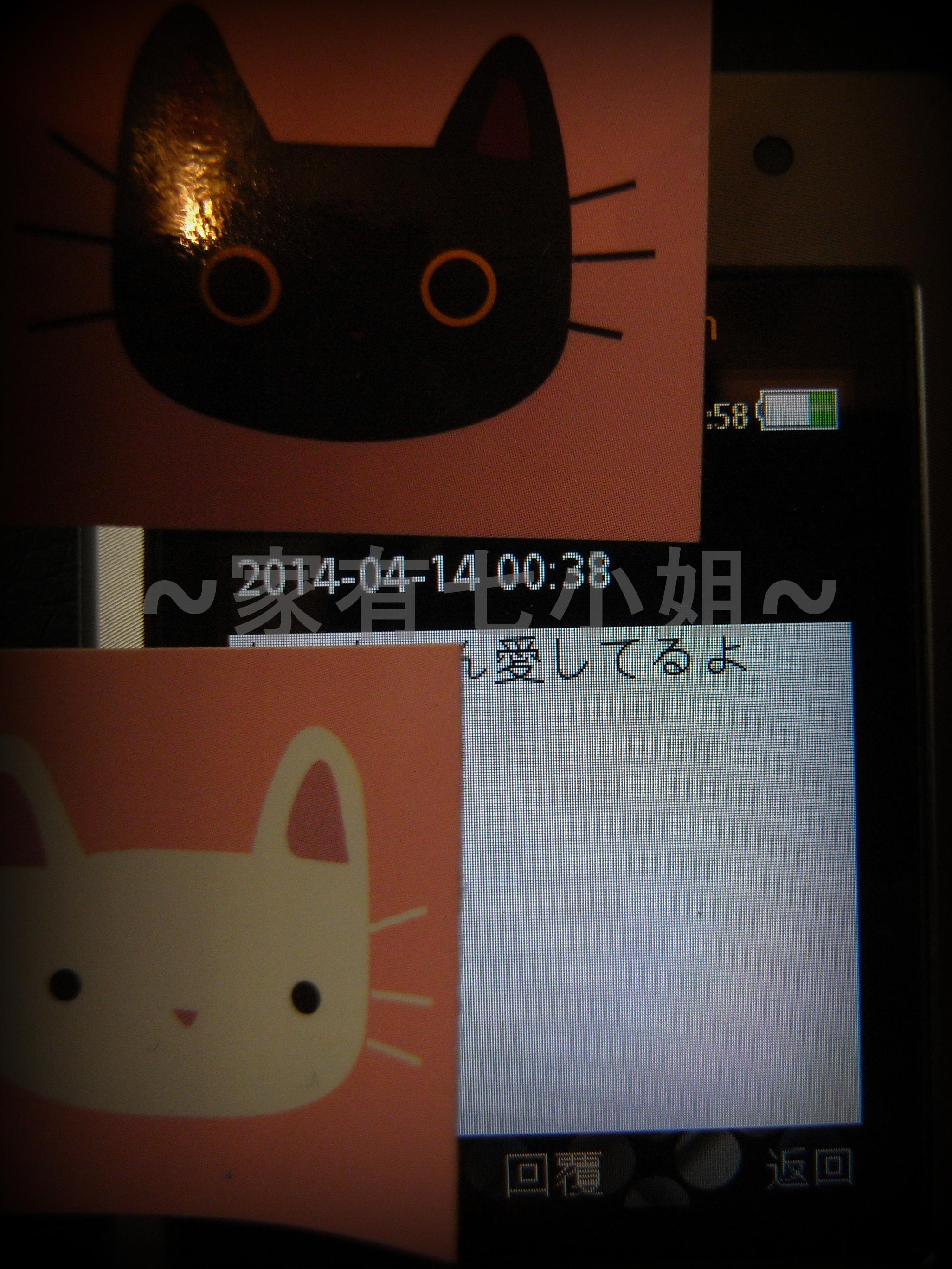 Skype手機傳情 | 家有七小姐
