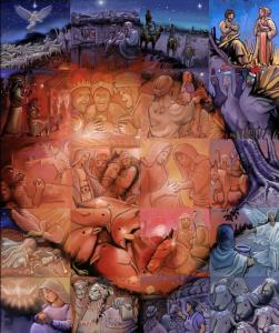 http://www.muralmosaic.com/nativity-stat.html