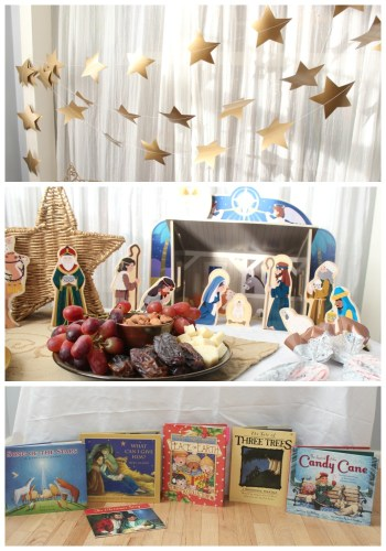 Birthday Party for Jesus - decorations
