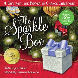 The Sparkle Box, by Jill Hardie