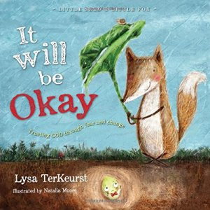 It will be okay, picture books for an anxious child