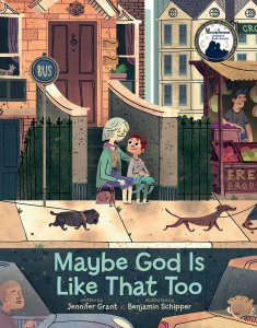 Maybe God is like that too