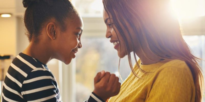 how to teach your child about God