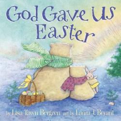 God Gave us Easter (book for kids)