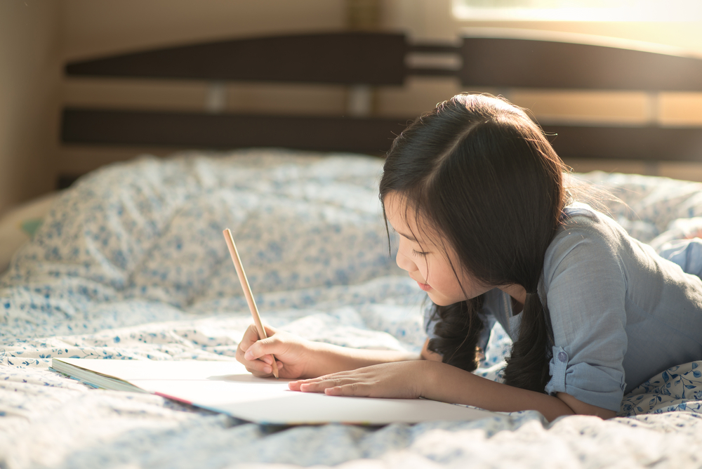 help kids process their emotions with this journal