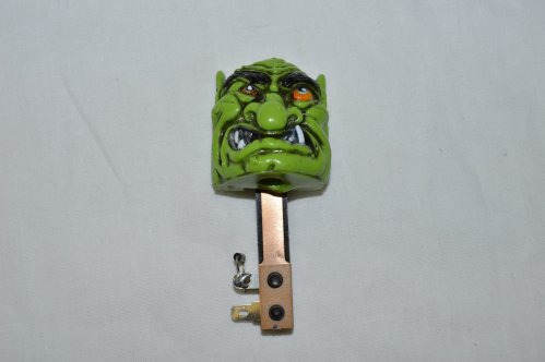 Medieval Madness Green Troll Head Assembly A-21724