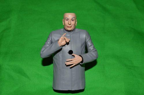 Austin Powers Dr. Evil Figure 880-5052-00