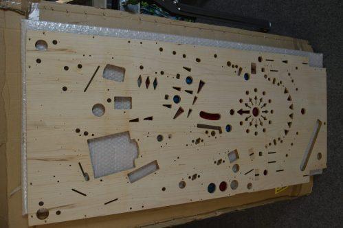 Funhouse Playfield ( MIRCO )