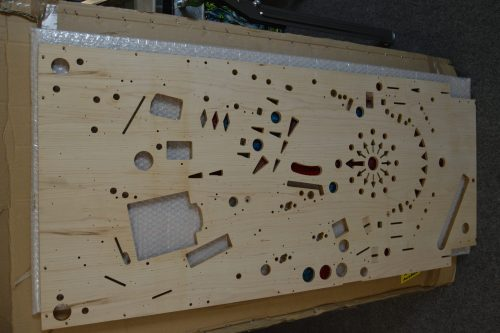 Funhouse Playfield ( MIRCO )