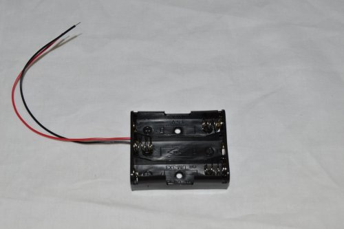 Remote Battery Holder