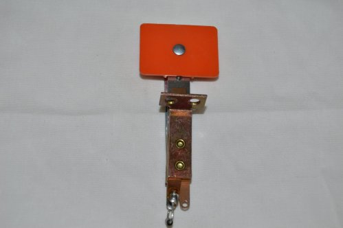 Orange Rectangle Target Switch A-18059-15