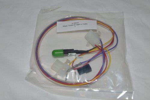 Magic Trunk Light w/ Cable and 2 molex connectors A-20029