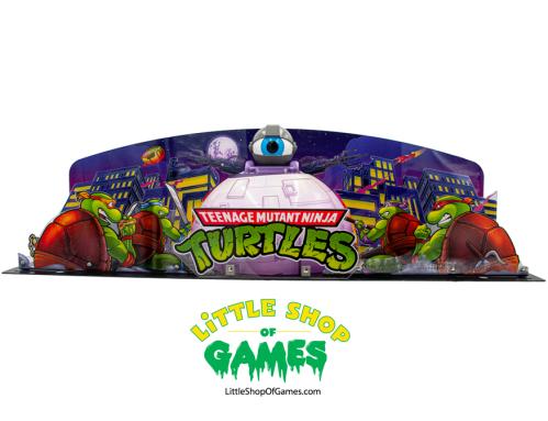 Teenage Mutant Ninja Turtles Topper TMNT Stern