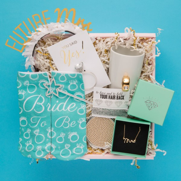 OMG You're Engaged! WOW Box - LIttle Shop of WOW