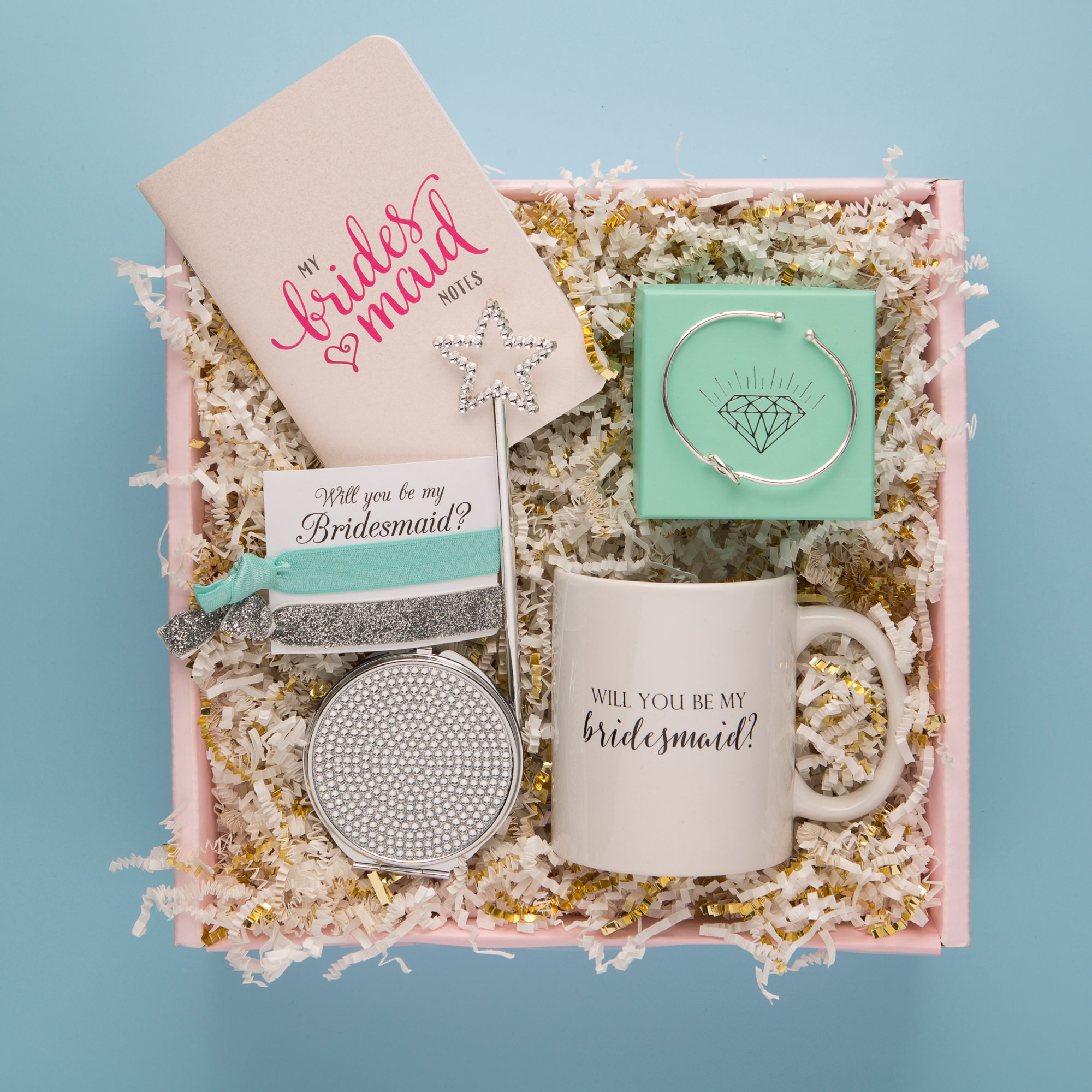 Bridesmaid WOW Box - Little Shop of WOW