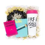 #GirlBoss-Wow box-little shop of wow-gift