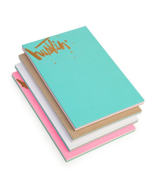 Hustlin Notepad - The Social Type - Little Shop of WOW