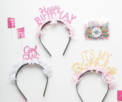 happy-birthday-babe-pret-a-party-box-little-shop-of-wow-adult-party-in-a-box-coral-pink-gold-party-up-top-headbands-girl-gang-its-my-birthday-happy-birthyay