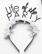 lets-get-cray-pret-a-party-box-little-shop-of-wow-adult-party-in-a-box-black-white-gold-tassle-banner-headbands-lets-party-life-of-the-party-headband