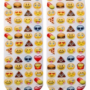 emoji-ankle-socks-living-royal-little-shop-of-wow