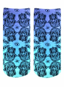 hamsa-ankle-socks-living-royal-little-shop-of-wow