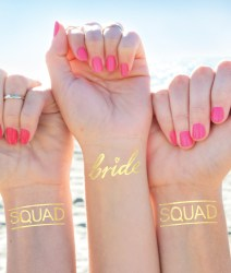squad_-temporary-tattoo-gold-foil-daydream-prints-little-shop-of-wow-bridal-bachelorette-ottawa-toronto-montreal-vancouver-canada