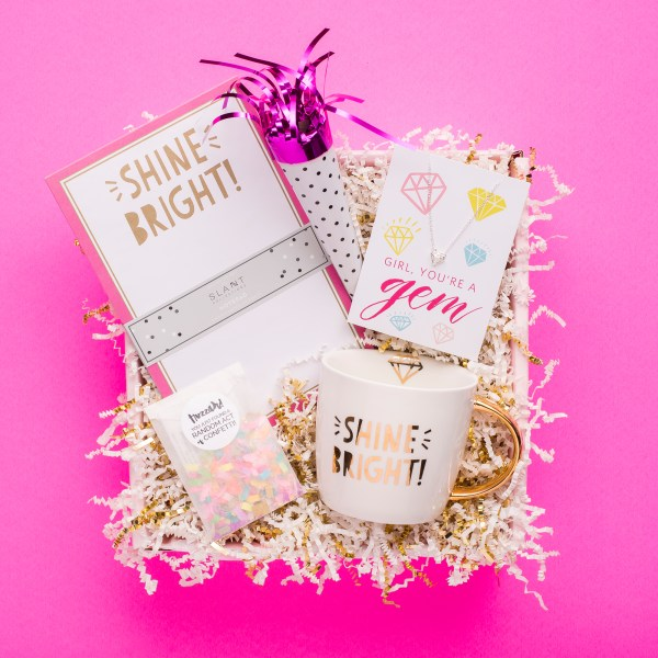 Shine Bright WOW Box Gift Box - Little Shop of WOW