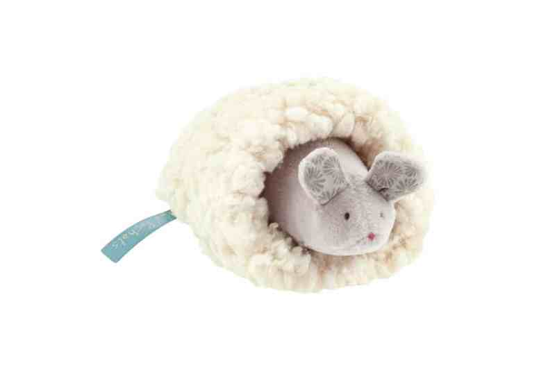 Les Pachats milk tooth mouse