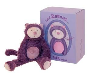 Les Zazous small cat doll