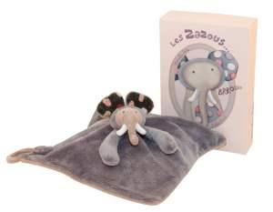 les Zazous elephant comforter
